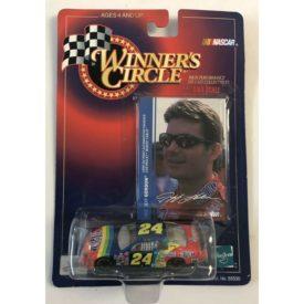 1999 Winners Circle Jeff Gordon #24 Dupont 1:64