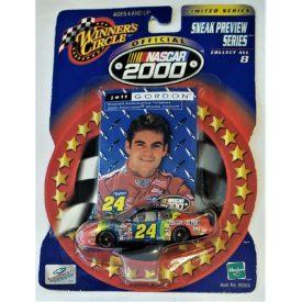 Jeff Gordon 2000 Sneak Preview Series 1:64 Diecast Car