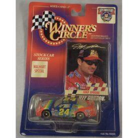 1998 Winner's Circle #24 Jeff Gordon 50th Anniversary Stock Car Series 1:64