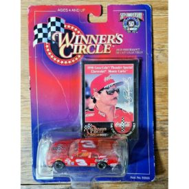 1998 Winners Circle 1:64 Dale Earnhardt #3 Coca-Cola Thunder Special Monte Carlo