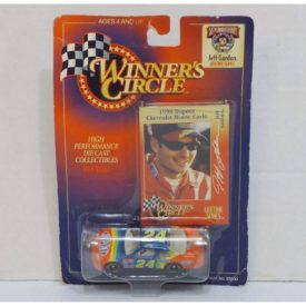 "Jeff Gordon ""Winner's Circle"" Lifetime Series #24 Car"