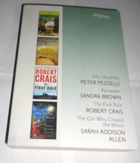 Readers Digest Select Editions Vol 4 2010 (Villa Mirabella, Rainwater, The First Rule, The Girl Who Chased the Moon) (Paperback)