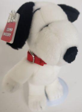 "Camp Snoopy/Cedar Fair Snoopy Standing Plush 7"""