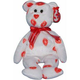 TY Beanie Baby – SMOOCH the Kisses Bear (8.5 inch)