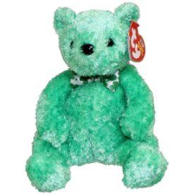 TY Beanie Babies Luck-e the Irish Bear (Internet Exclusive)