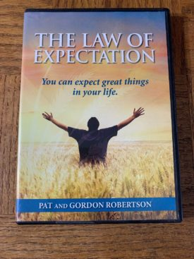 The Law of Expectation (DVD)