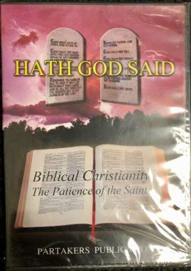 Hath God Said (DVD)