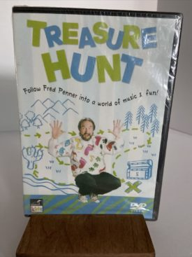 Treasure Hunt with Fred Penner (DVD)