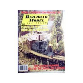 Railroad Model Craftsman February 1989 - Vol 57 No. 9 (Collectible Single Back Issue Magazine)