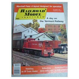Railroad Model Craftsman Magazine, May 1986 - Vol 54 No. 12 (Collectible Single Back Issue Magazine)
