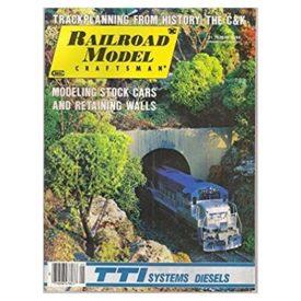 Railroad Model Craftsman Magazine, May 1984 - Vol 52 No. 12 (Collectible Single Back Issue Magazine)
