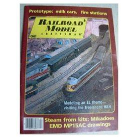 Railroad Model Craftsman (February 1986)  - Vol 54 No. 9 (Collectible Single Back Issue Magazine)