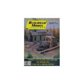 Railroad Model Craftsman (June 1988)  - Vol 57 No. 1 (Collectible Single Back Issue Magazine)