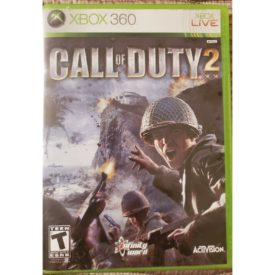 Call of Duty 2 (Game of the Year Edition) (XBOX 360)