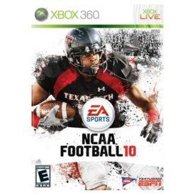 NCAA Football 10 (XBOX 360)