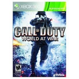 Call of Duty World at War Platinum Hits (XBOX 360)