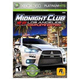 Midnight Club Los Angele (Platinum Hits) (XBOX 360)