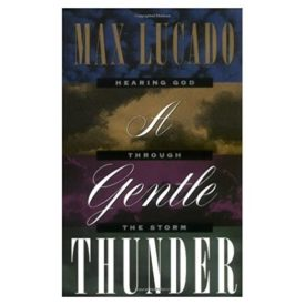 A Gentle Thunder Hardcover (Hardcover)