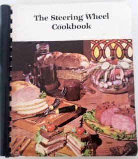 Vintage Circa 1980 The Steering Wheel Cookbook Automobile Club of America Deerfield Beach, Florida (Plastic-comb Paperback)