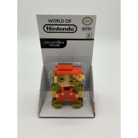 """Jakks Pacific World of Nintendo 8-Bit Mario 3"""" Action Figure"""