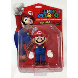 "Nintendo 5"" Classic Super Mario Brothers Action Figure MARIO Collectible #345"
