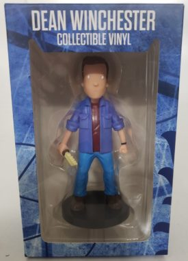 "Supernatural Collectible Vinyl Figure 4.5""Culturefly Exclusive - Dean Winchester"