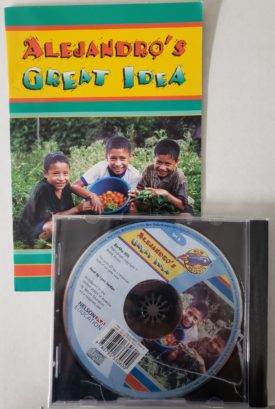 Alejandro's Great Idea - Audio Story CD w/ Companion Book