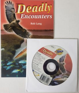 Deadly Encounters - Audio Story CD w/ Companion Book