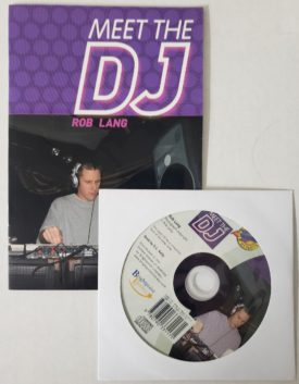 Meet The DJ - Audio Story CD w/ Companion Book