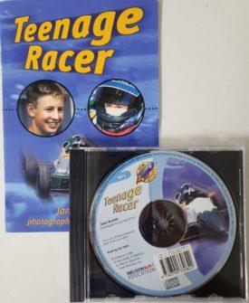 Teenage Racer - Audio Story CD w/ Companion Book