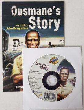 Ousmane's Story - Audio Story CD w/ Companion Book
