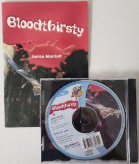 Bloodthirsty - Audio Story CD w/ Companion Book