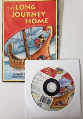 The Long Journey Home - Audio Story CD w/ Companion Book