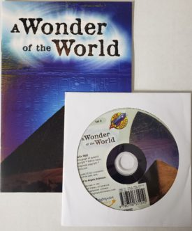 A Wonder of the World - Audio Story CD w/ Companion Book
