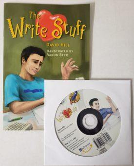 The Write Stuff - Audio Story CD w/ Companion Book