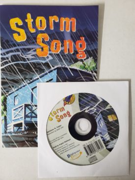 Storm Song - Audio Story CD w/ Companion Book