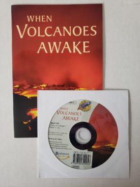 When Volcanoes Awake - Audio Story CD w/ Companion Book