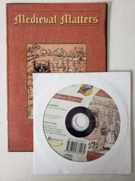 Medieval Matters - Audio Story CD w/ Companion Book