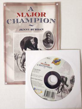 A Major Champion - Audio Story CD w/ Companion Book