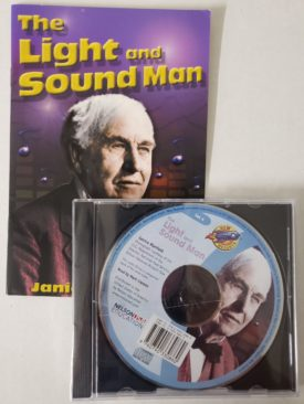 The Light and Sound Man - Audio Story CD w/ Companion Book