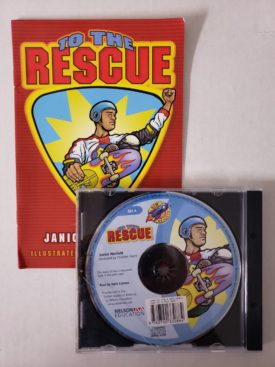 To The Rescue - Audio Story CD w/ Companion Book