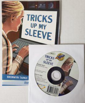 Tricks Up My Sleeve - Audio Story CD w/ Companion Book
