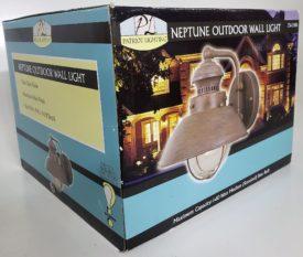 Patriot Lighting Neptune Outdoor Wall Light 356-2480