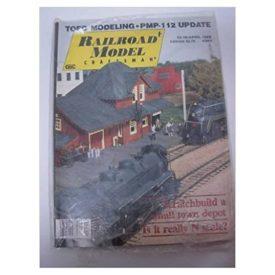 Railroad Model Craftsman April 1988 - Vol 56 No. 11 (Collectible Single Back Issue Magazine)