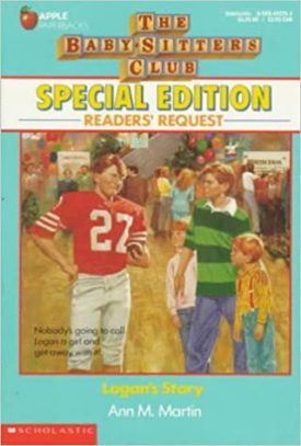 Logans Story (Baby-Sitters Club Special Edition)
