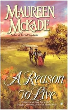 A Reason to Live (Forrester Brothers) (Mass Market Paperback)