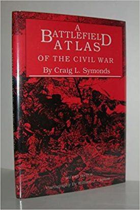 A Battlefield Atlas of the Civil War (Hardcover)