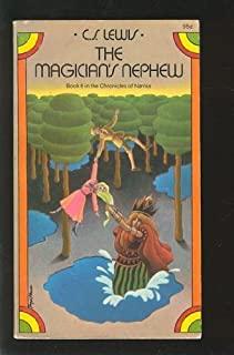 The Magicians Nephew (Mass Market Paperback)