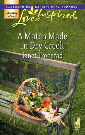 A Match Made in Dry Creek (Dry Creek Series #10) (Love Inspired #391) (Mass Market Paperback)
