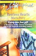 Restless Hearts (Love Inspired) Large Print (Mass Market Paperback)